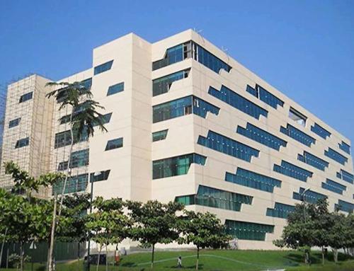 Infosys BPO Building – Pune